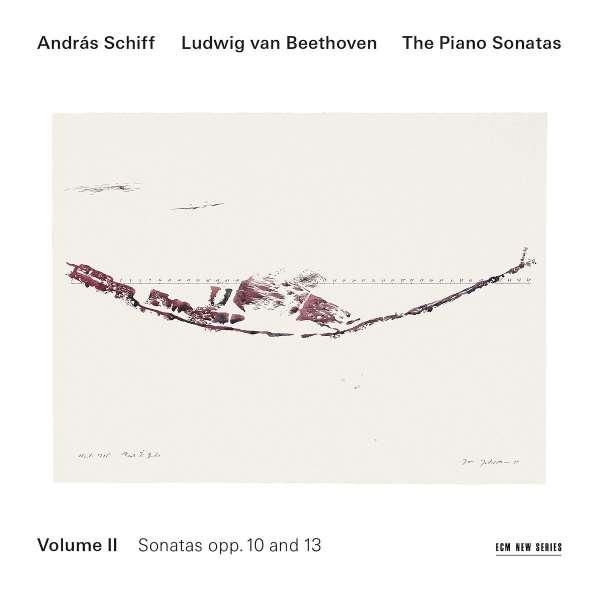 Ludwig van Beethoven: Klaviersonaten Vol.2 (Andras Schiff) (CD) – jpc