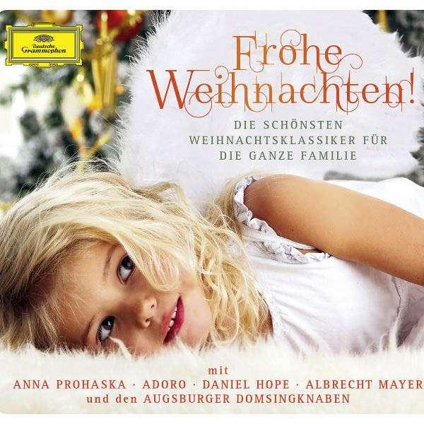 Frohe Weihnachten - Weihnachtsklassiker für die ganze Familie (CD) – jpc