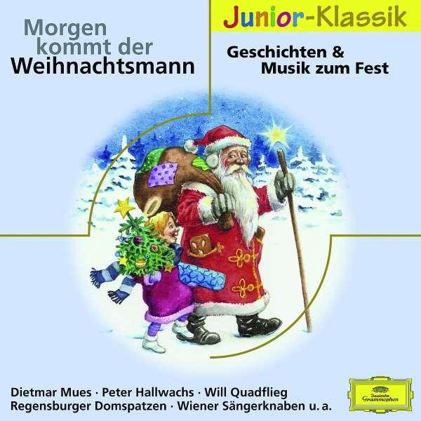 Morgen kommt der Weihnachtsmann (CD) – jpc