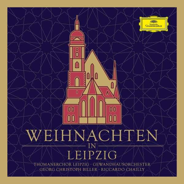 Cd Weihnachten.Thomanerchor Leipzig Weihnachten In Leipzig