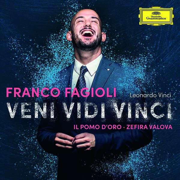 Franco Fagioli - Veni,Vidi,Vinci (CD) – jpc