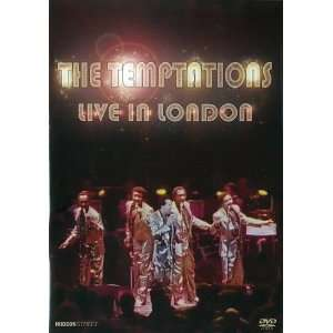 The Temptations Live In London Dvd Jpc
