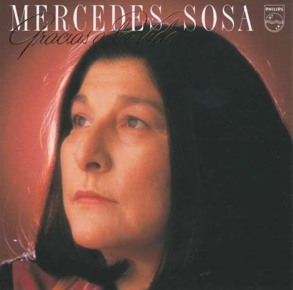 Mercedes Sosa: Gracias A La Vida (CD) - jpc