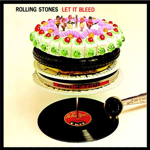 The Rolling Stones Let It Bleed 180g Lp Wom