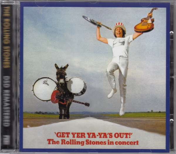 The Rolling Stones Get Yer Ya Ya S Out In Concert 1969