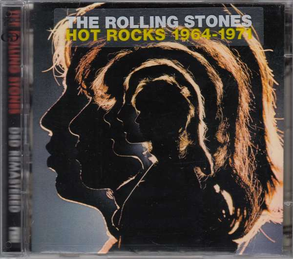 The Rolling Stones Hot Rocks 1964 1971 2 Cds Jpc
