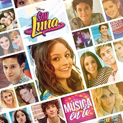 Filmmusik Soy Luna Musica En Ti Staffel 1 Vol 2 Cd Jpc
