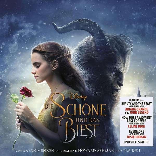 Filmmusik Die Schöne Und Das Biest Cd Jpc