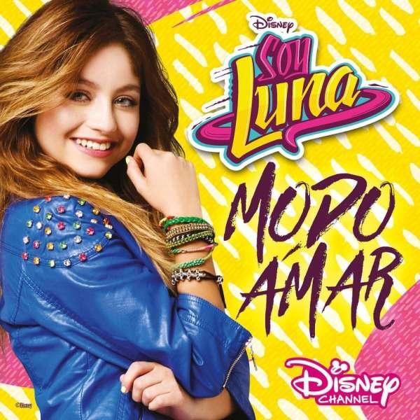 Filmmusik Soy Luna Modo Amar Staffel 3 Cd Jpc
