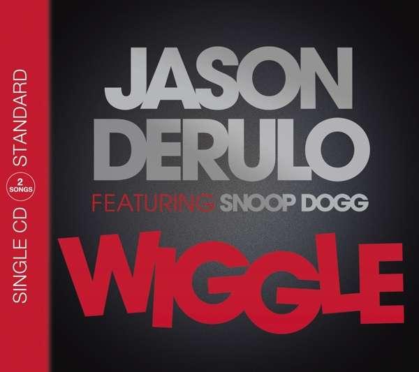 Jason Derulo Feat. Snoop Wiggle Dogg  Wiggle Snoop (2 Track) (Maxi CD) – jpc 696bea