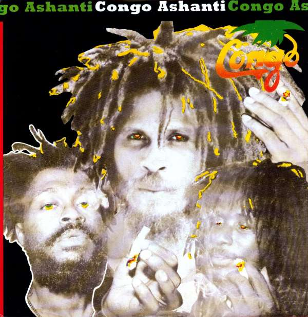 The Congos: Congo Ashanti (LP)