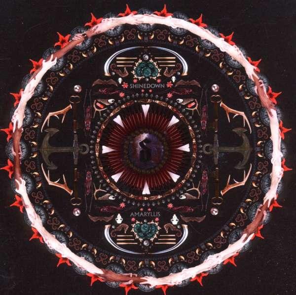 Shinedown Amaryllis Vinyl Shinedown Amaryllis Cd Jpc