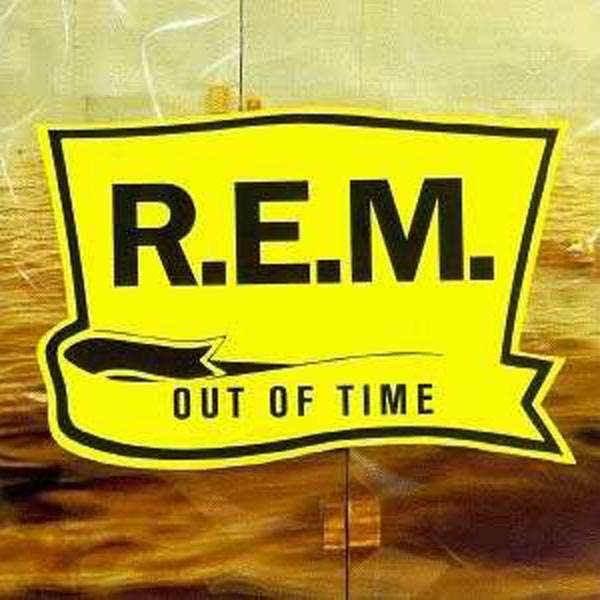 R E M Out Of Time 1991 Cd Jpc