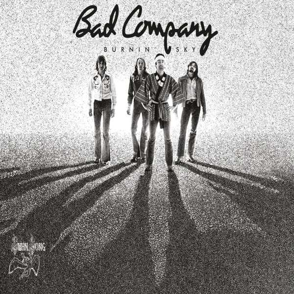 bad company burnin 39 sky 2 cds. Black Bedroom Furniture Sets. Home Design Ideas