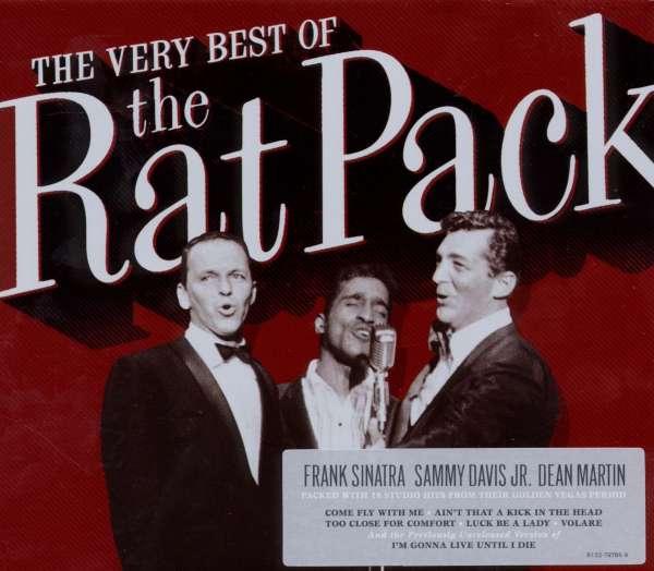 Rat Pack Sinatra Martin Davis Jr The Very Best Of