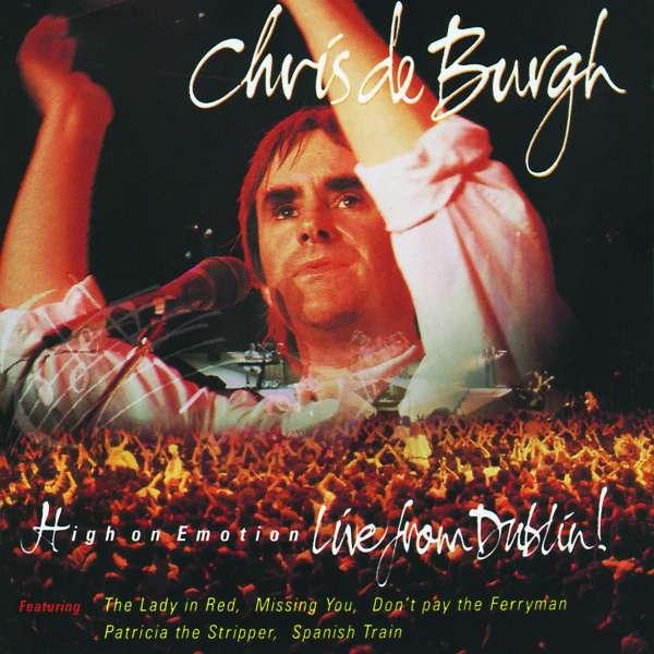 Chris De Burgh High On Emotion Live From Dublin Cd Jpc