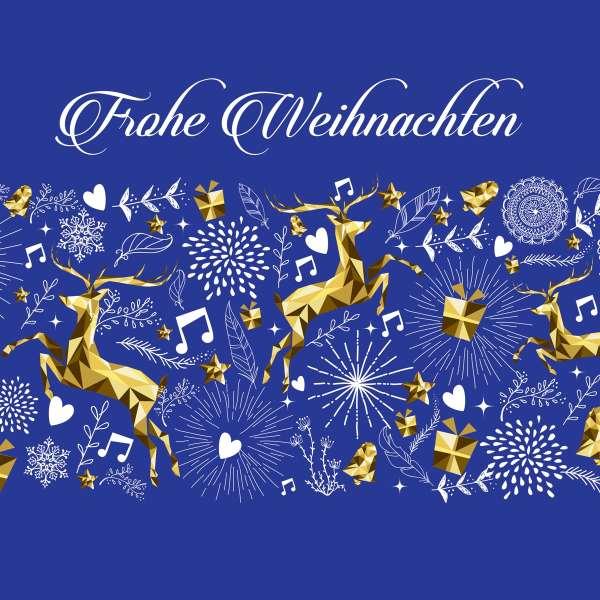 Frohe Weihnachten Cd.Frohe Weihnachten Remastered Golden Vinyl