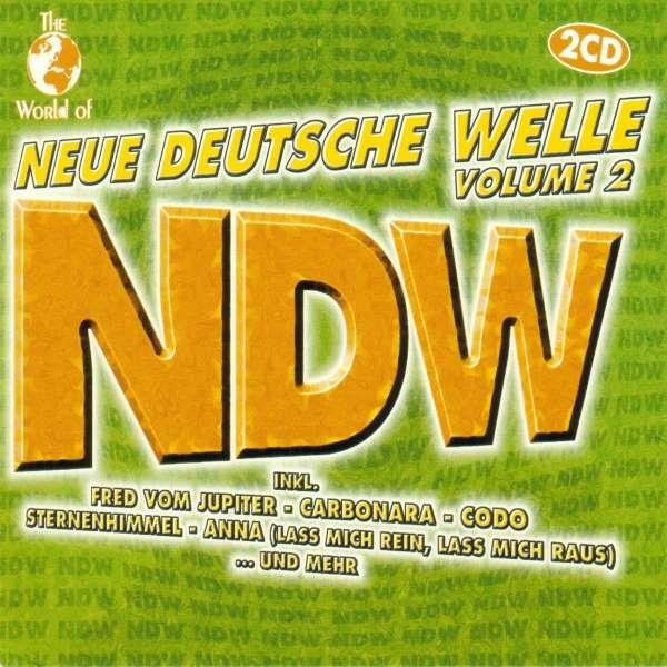 The world of neue deutsche welle vol 2 2 cds jpc for Die neue deutsche welle