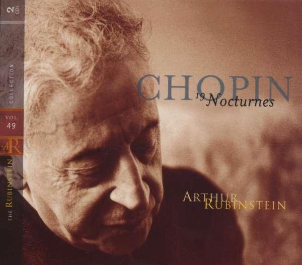 Frederic Chopin Nocturnes Nr 1 19 2 Cds Jpc