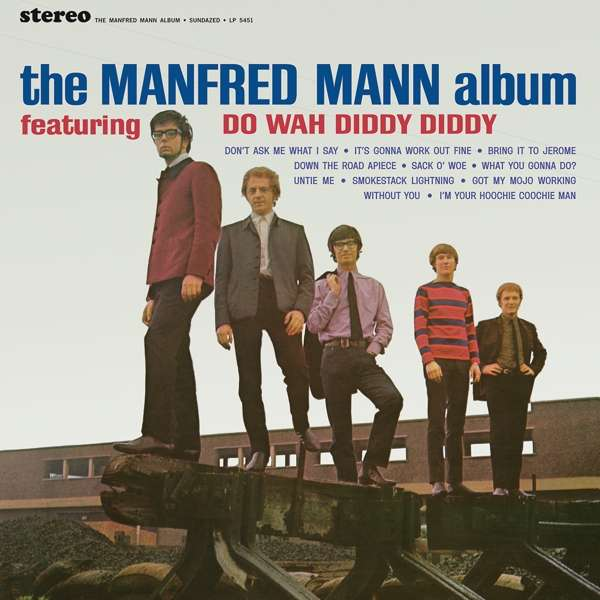 Manfred Mann The Manfred Mann Album 180g Lp Jpc