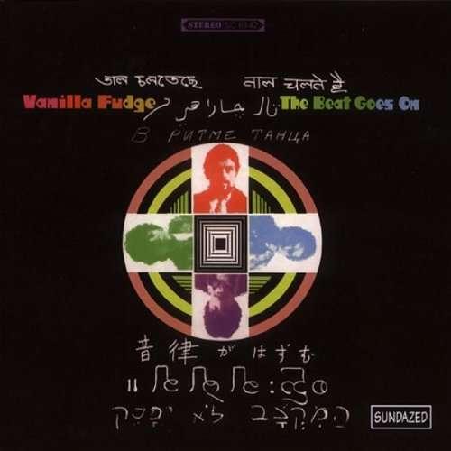 Vanilla Fudge The Beat Goes On Cd Jpc