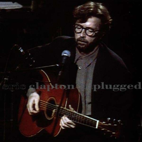 Eric Clapton Unplugged Cd Jpc