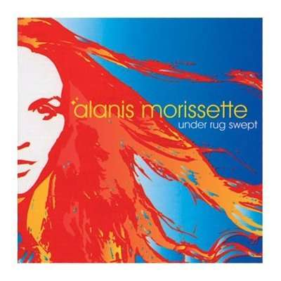 Alanis Morissette Under Rug Swept Cd Jpc