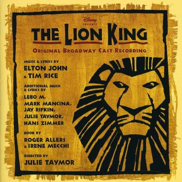 original broadway cast  musical  the lion king  musical
