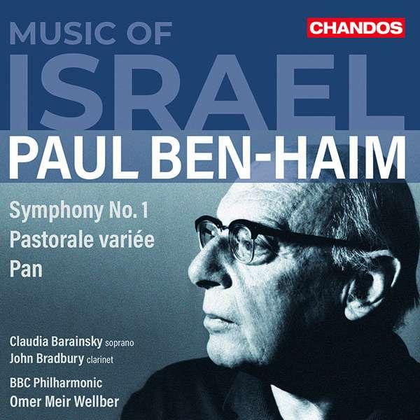 Paul Ben-Haim: Symphonie Nr.1 (CD) – jpc