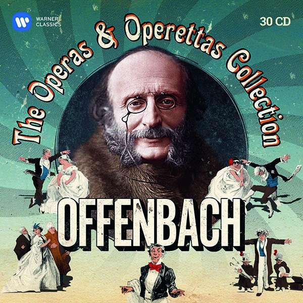 """Offenbach: """"Opéras"""" en CD&DVD - Page 5 0190295499570"""