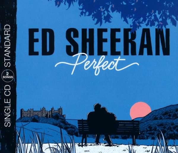 Ed Sheeran Perfect: Ed Sheeran: Perfect (2-Track) (Maxi-CD)