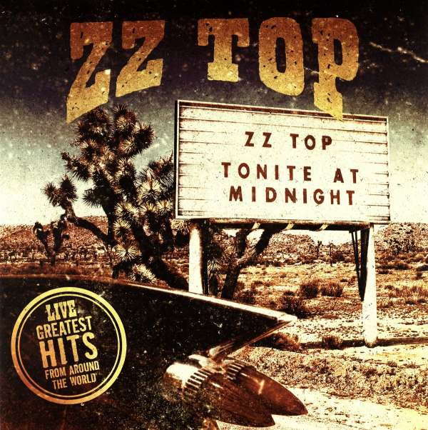 Zz Top Live Greatest Hits From Around The World 2 Lps Jpc