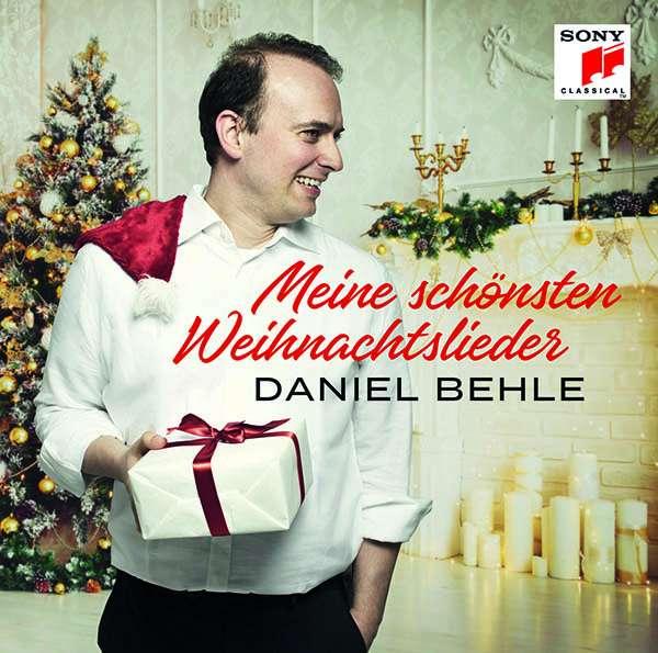 Schönsten Weihnachtslieder.Daniel Behle Oliver Schnyder Trio Meine Schönsten Weihnachtslieder