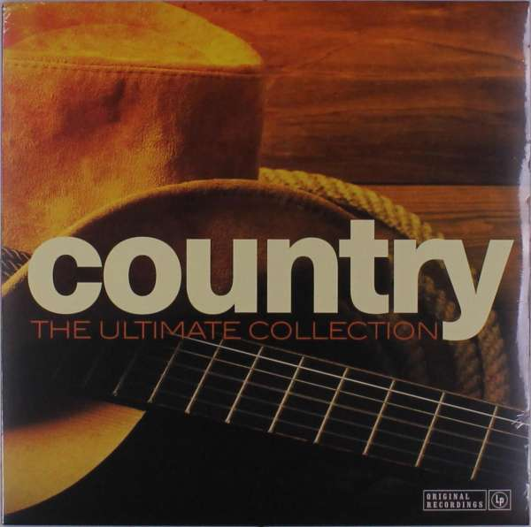 Country The Ultimate Collection: Country: The Ultimate Collection (LP)