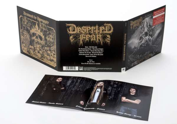 Deserted Fear Drowned By Humanity Limited Edition Cd Jpc