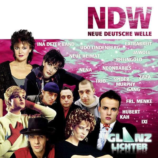 Glanzlichter ndw cd jpc for Die neue deutsche welle