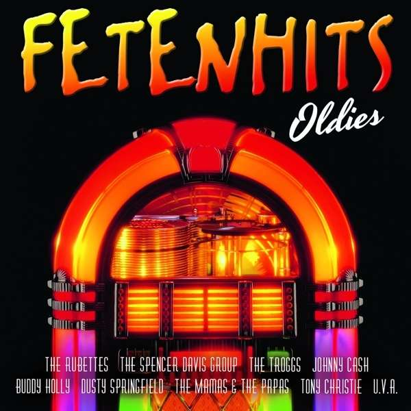 Fetenhits Oldies Cd Jpc