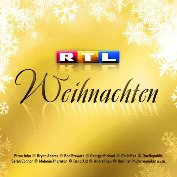 RTL Weihnachten (3 CDs) – jpc