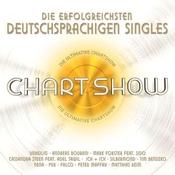 Die ultimative Chart Show am 31.12. bei RTL