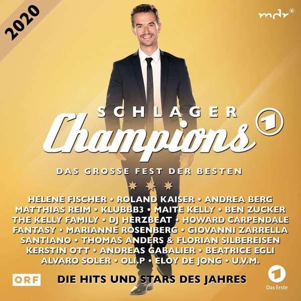 Schlagerchampions 2020 Das Grosse Fest Der Besten 2 Cds Jpc De