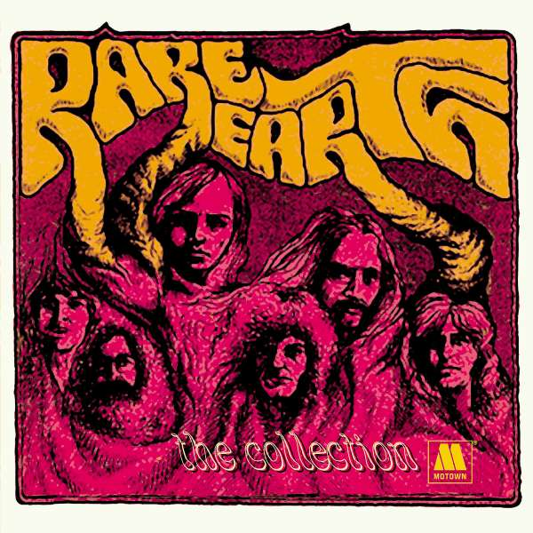 Rare Earth The Collection Cd Jpc