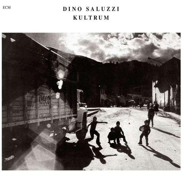 Dino Saluzzi Kultrum Cd Jpc