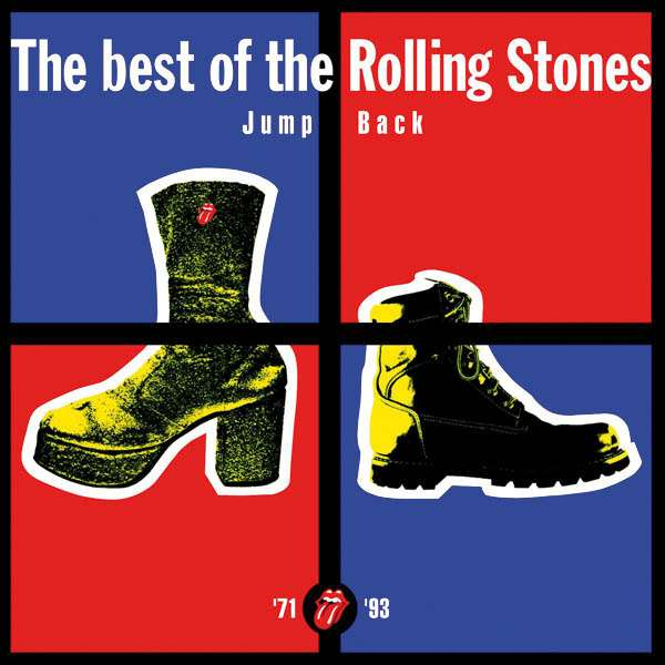 The Rolling Stones Jump Back The Best Of The Rolling