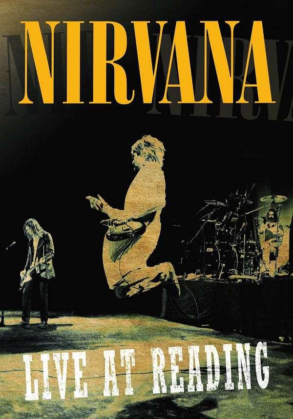 Nirvana: Live At Reading 1992 (DVD) – jpc