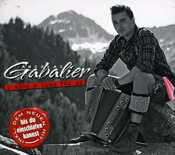 Andreas Gabalier I Sing A Liad Für Di 2 Track Maxi Cd Jpc