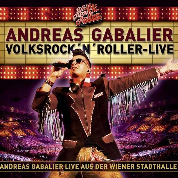 Andreas Gabalier Volksrocknroller Live 2 Cds Jpc