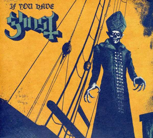 Ghost If You Have Auf CD