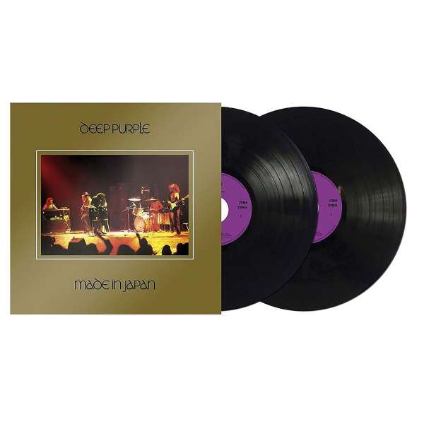 Deep Purple Made In Japan Remastered 2014 180g