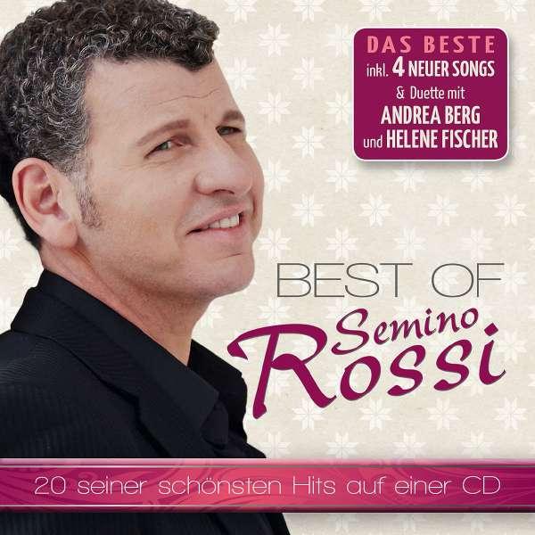 Semino Rossi Best Of Cd Jpc