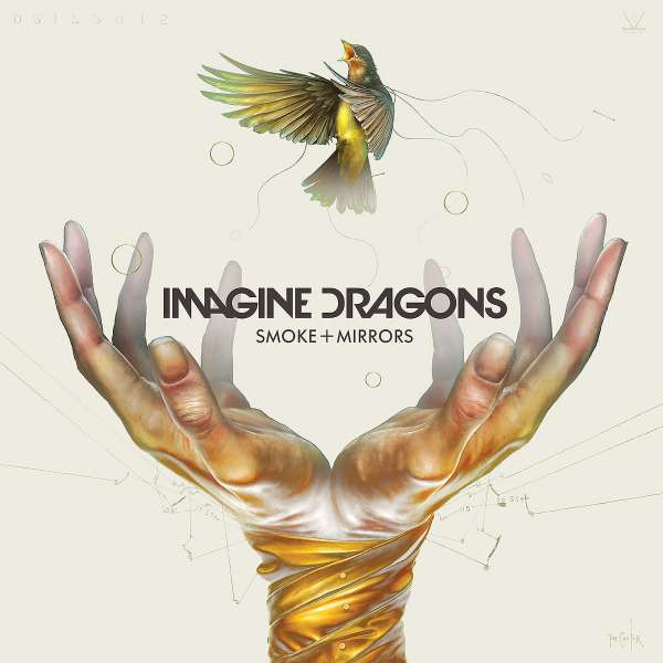 Warriors Imagine Dragons Soundtrack: Imagine Dragons: Smoke + Mirrors (Deluxe-Edition) (CD)
